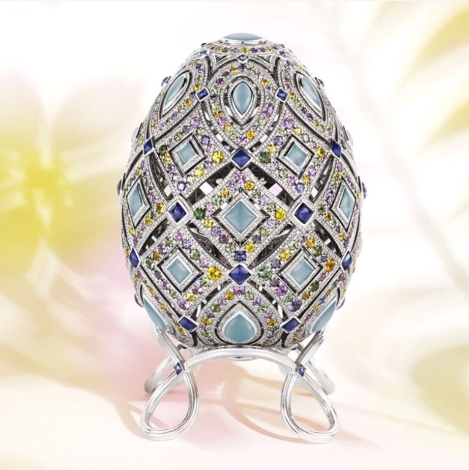 Faberge Four Seasons Egg