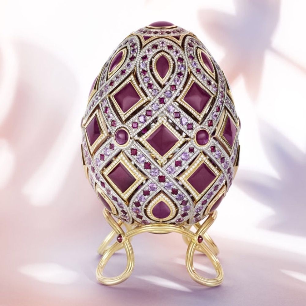 Faberge Four Seasons Egg