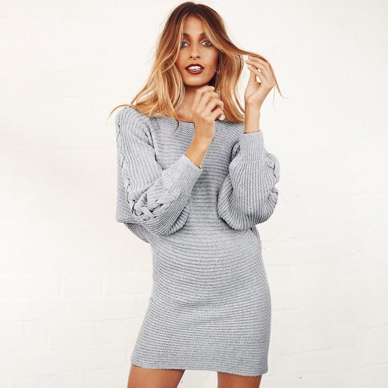 Zeda Knit Dress