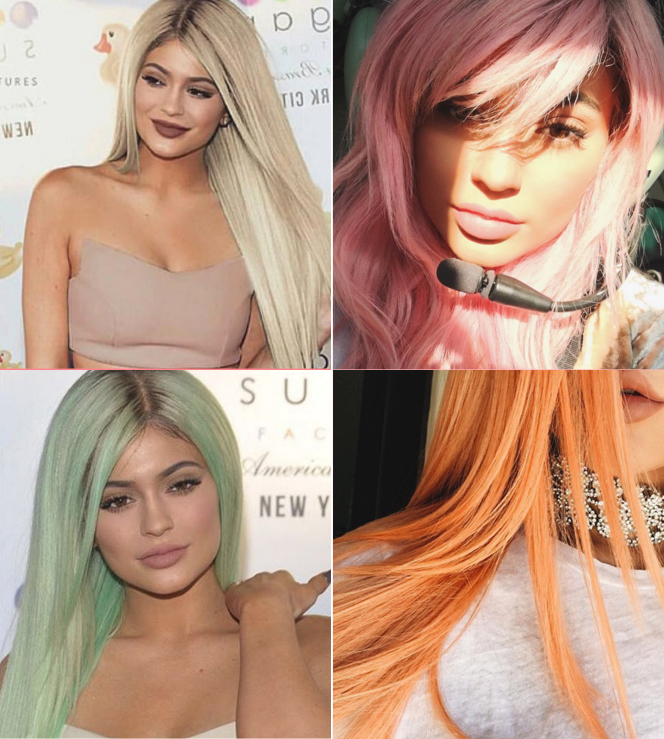 The Beauty of Hair Wigs - Kylie Jenner's Beauty Wigs