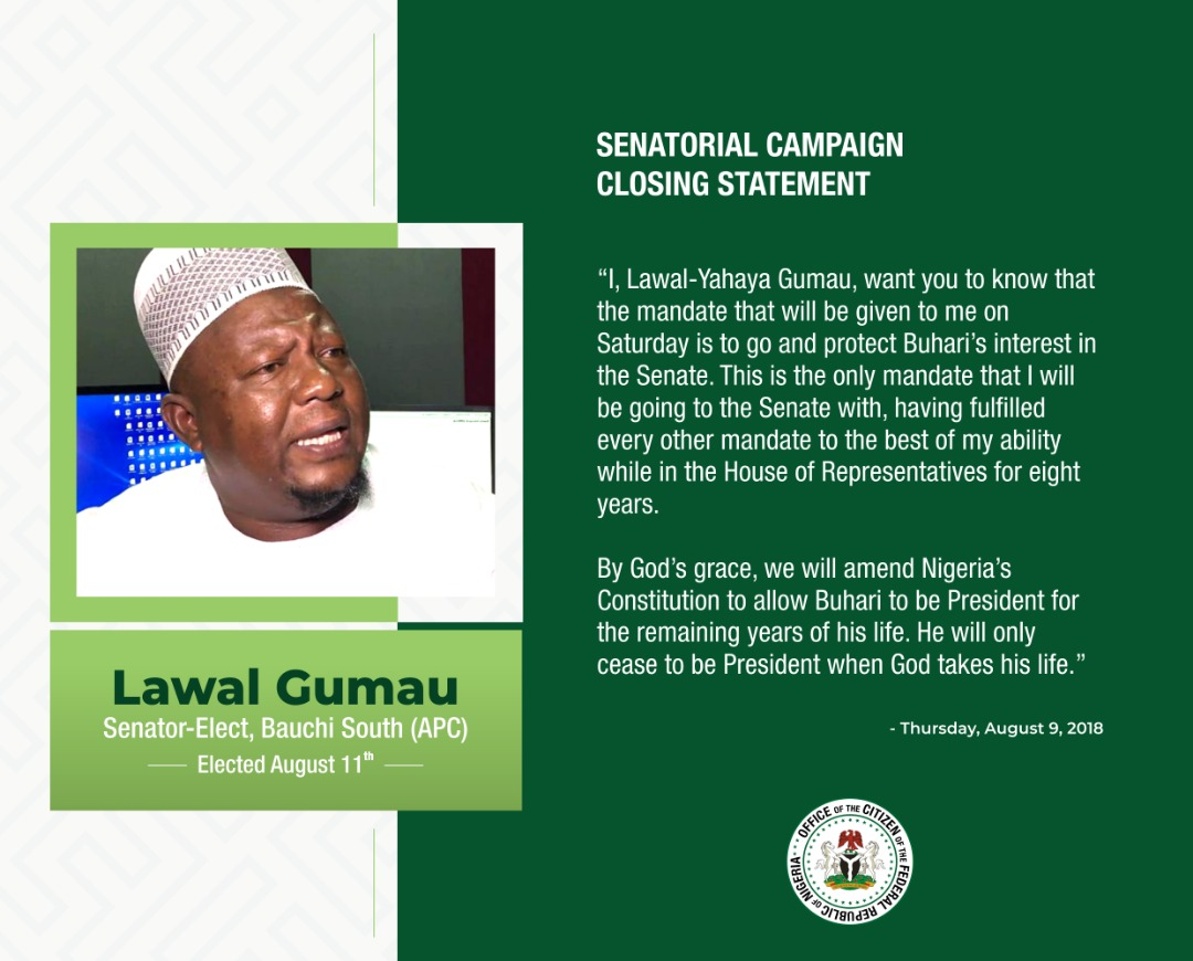 Is this the end of Democracy for Nigerians
