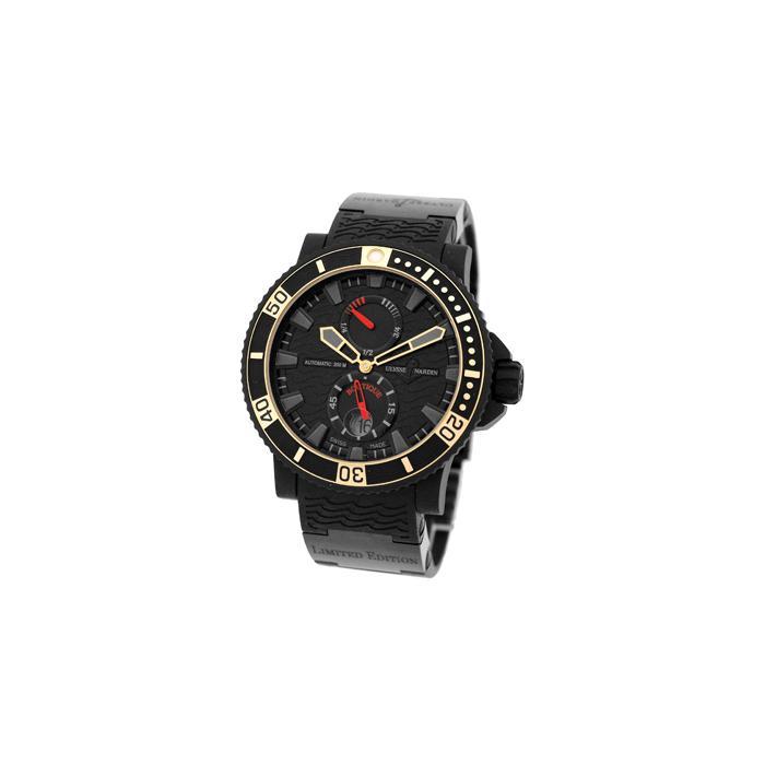 ULYSSE NARDIN 263-95 Boutique Titanium Watch