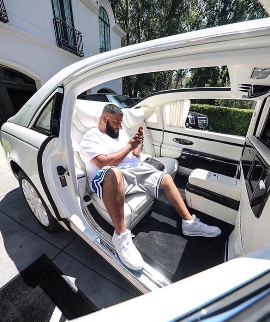 DJ Khaled's car collection will make you super jealous