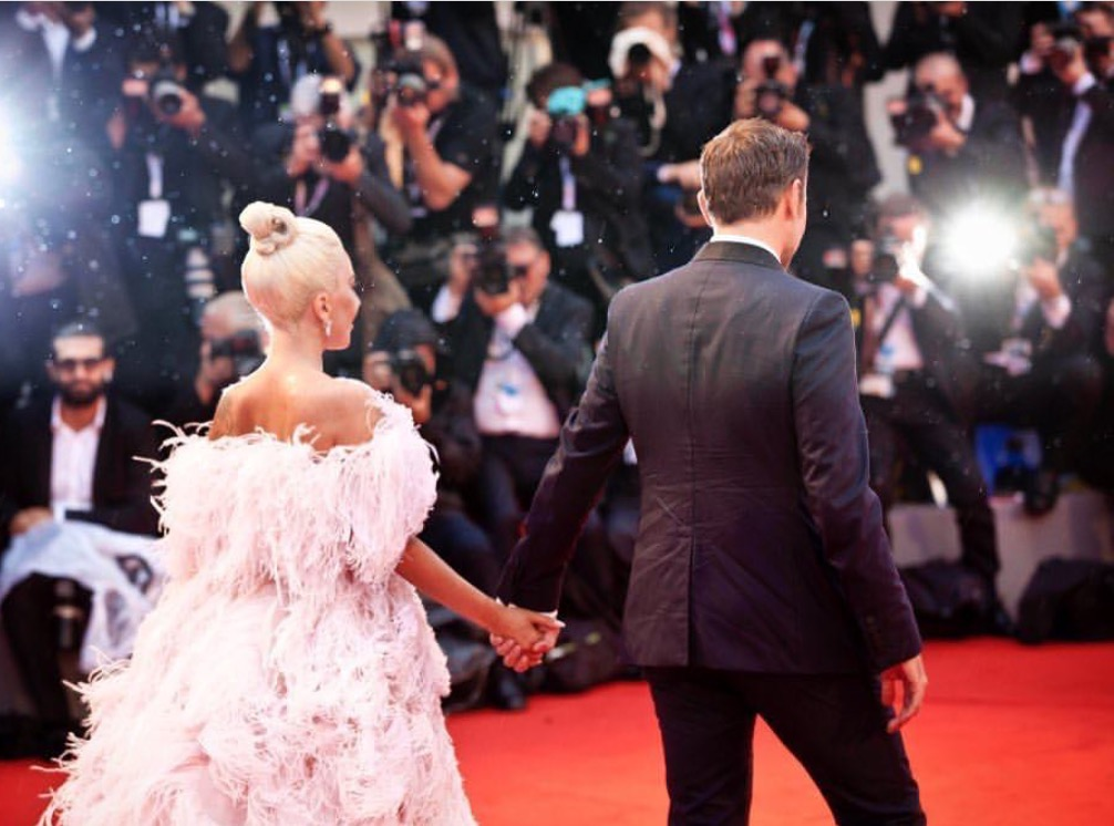 Bradley Cooper Says he fell in love' with Lady Gaga's face and eyes on the set of A star is born
