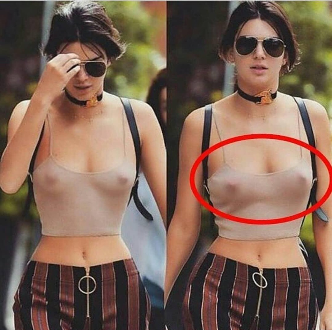 Kendall jenners nipples new picture