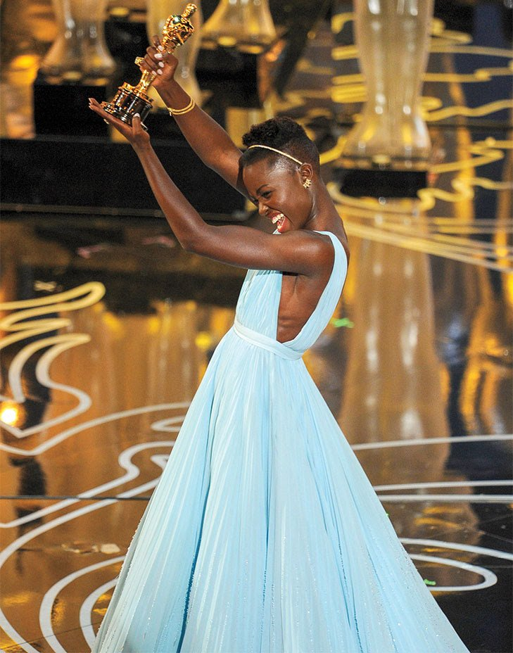 Lupita Nyongo's intriguing story