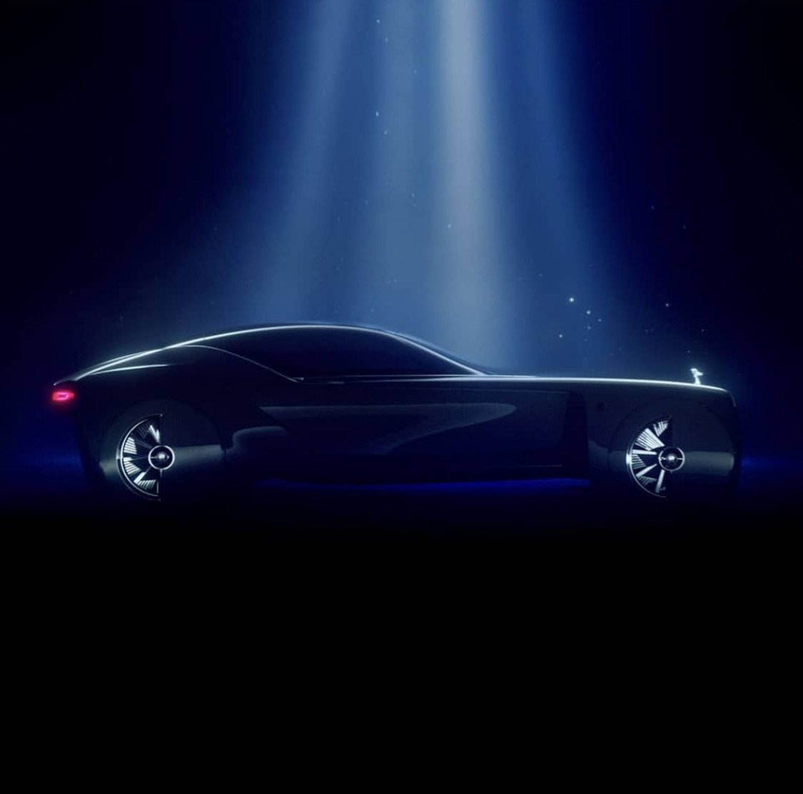 Meet the retro-futuristic Rolls-Royce Exterion