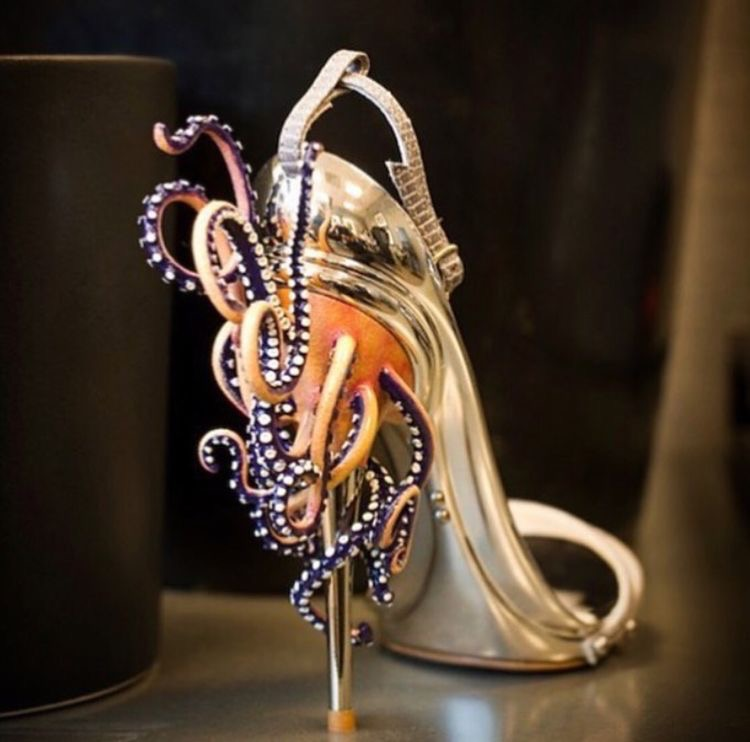 2af3b0eea2a Shoes that let you walk on tentacles