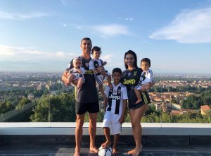 Cristiano Ronaldo and his unconventional family life
