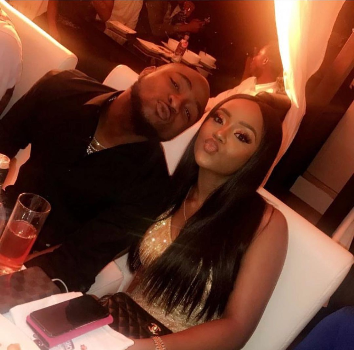 Why Davido and Chioma's relationship is NOT #goals
