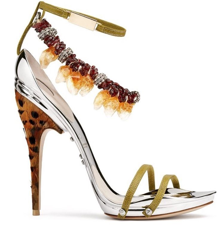 Nativa women's couture shoes
