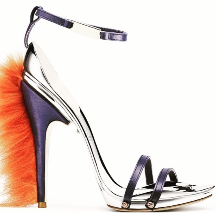 Kitsune women's couture shoes