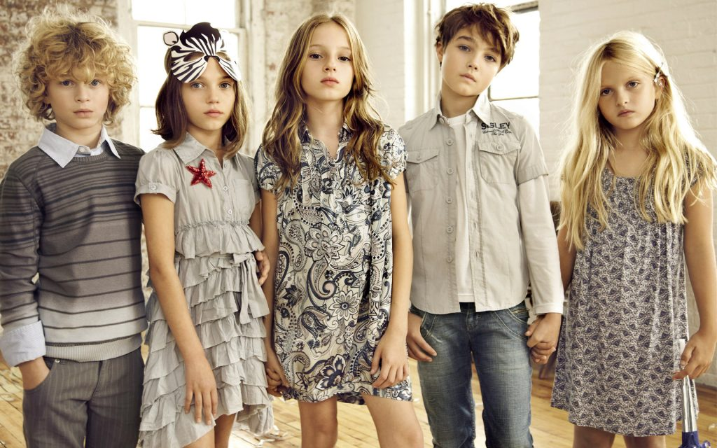 Kid's Fashion – Slaylebrity