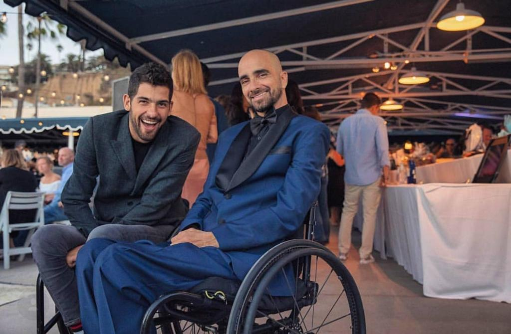 The secret to happiness as a paraplegic