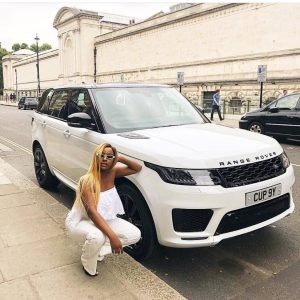DJ Cuppy's Werk track is litt but sounds eerily like a Ciara beat