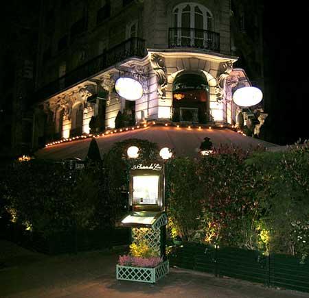 Top 10 restaurants that beat Slaylebrity fly trap L'Avenue