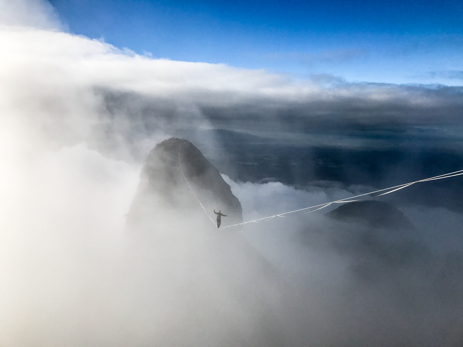 WALKING THROUGH THE CLOUDS WITH RYAN ROBINSON