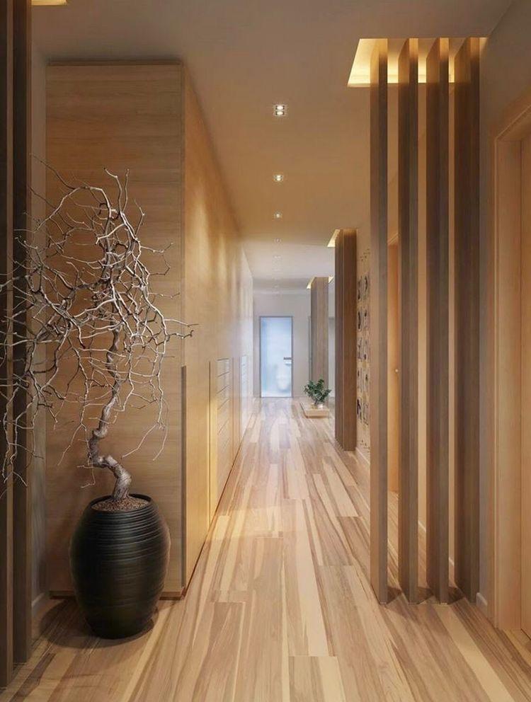 Statement hallway ideas