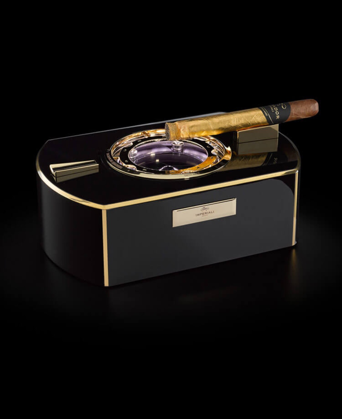 Worlds most extravagant cigar chest