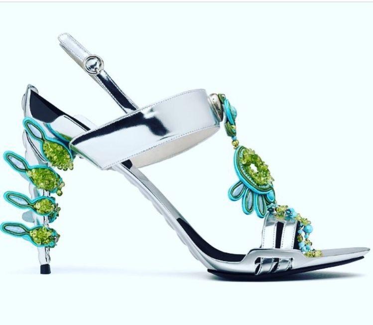 Azteca women's luxury shoes