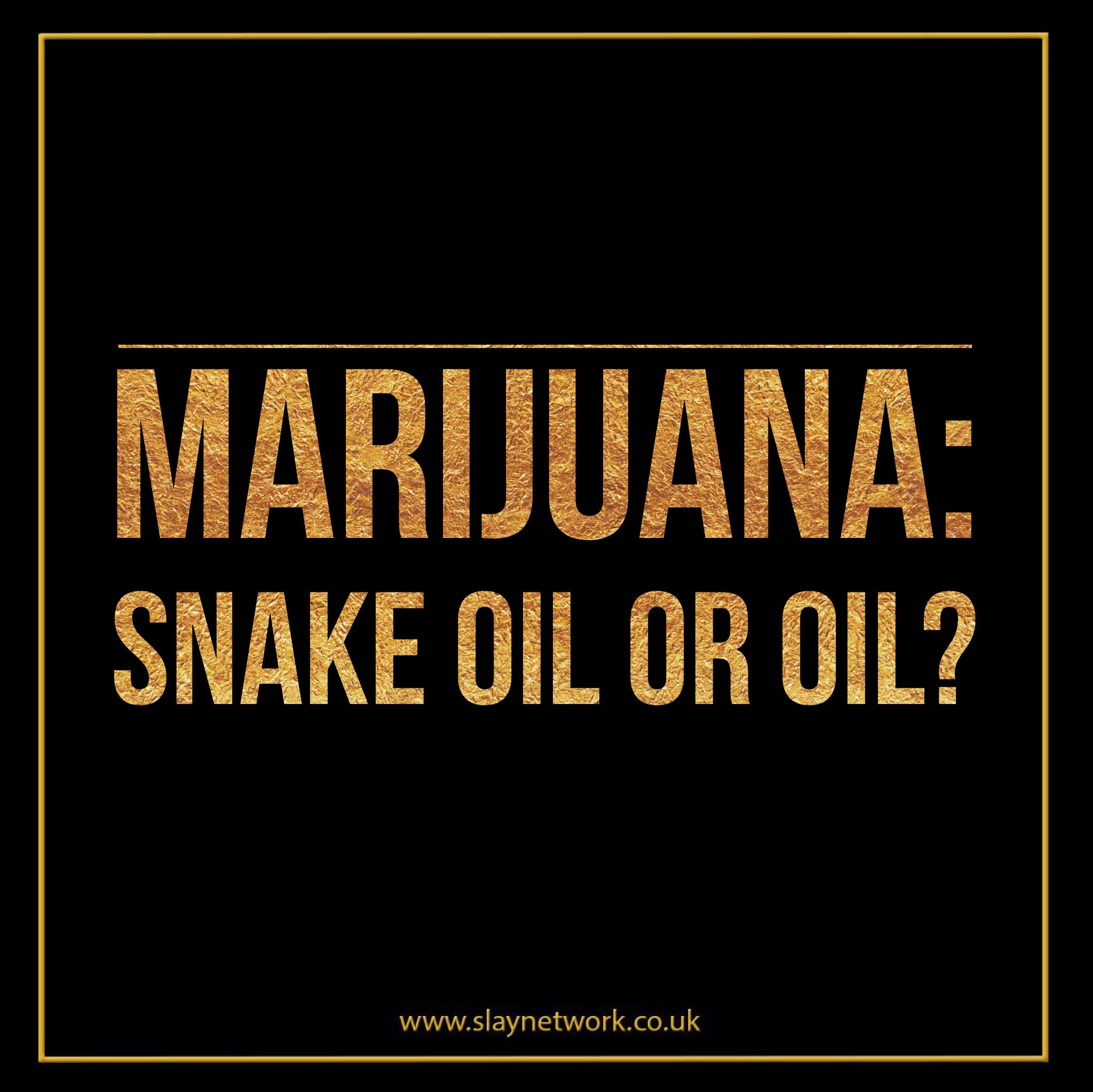 Is marijuana the next best business idea