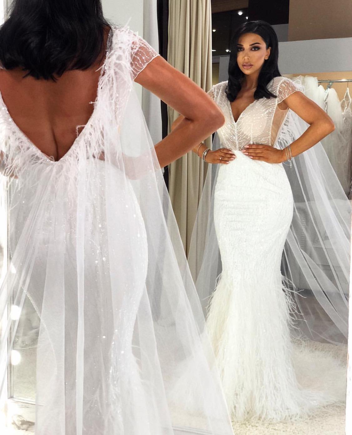 The sexiest wedding dress ever