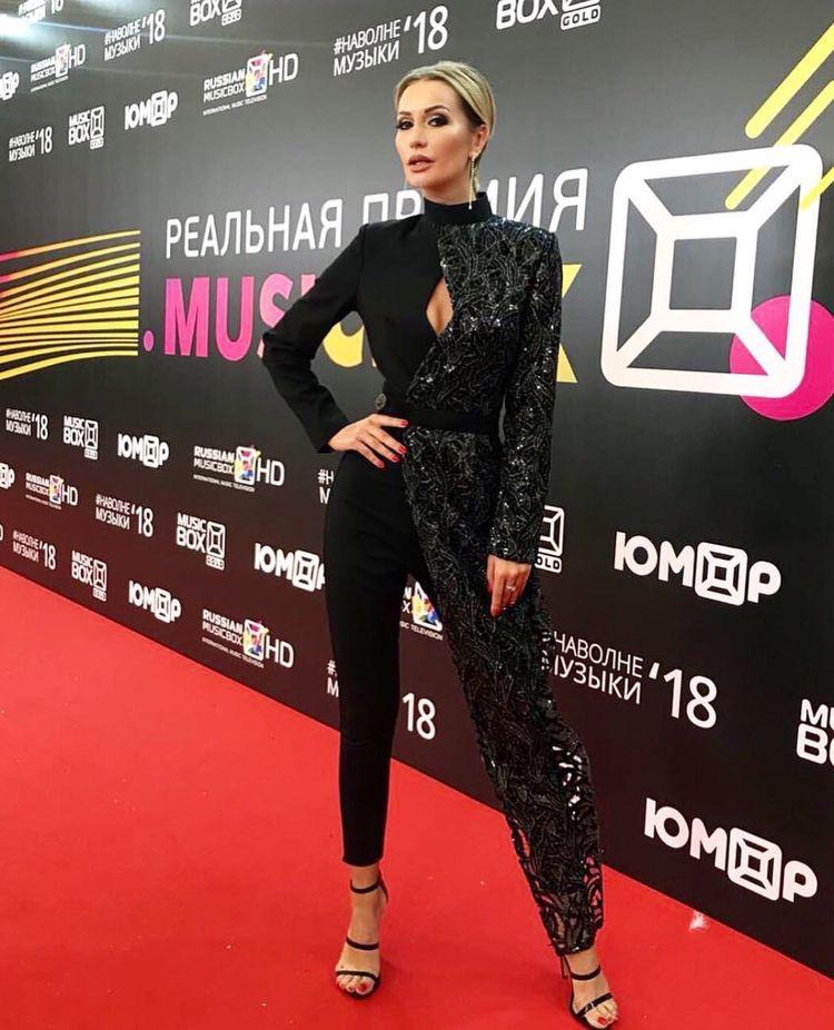 Glamorous black jumpsuit