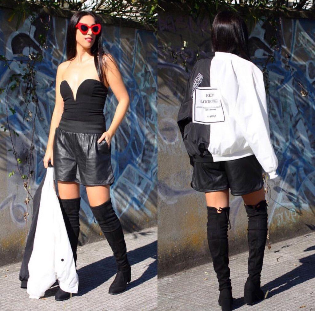 Black and white Slay
