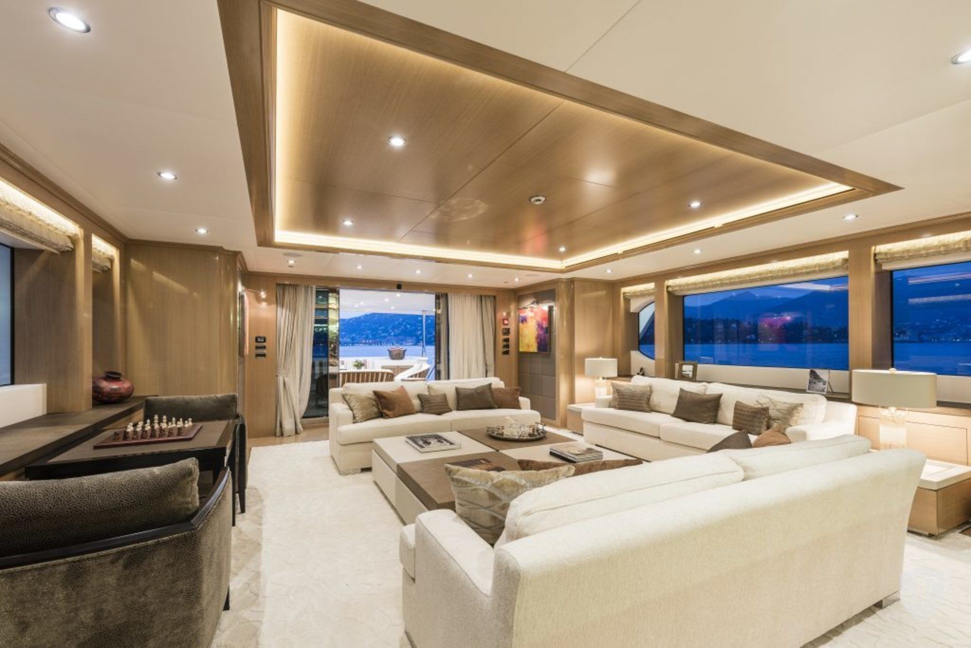 ATOMIC 147′ Sunrise Yachts 2014