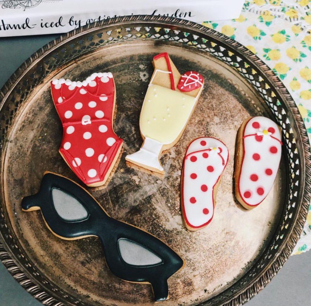 Worlds most bespoke biscuits