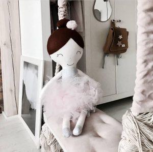 Handmade luxury doll