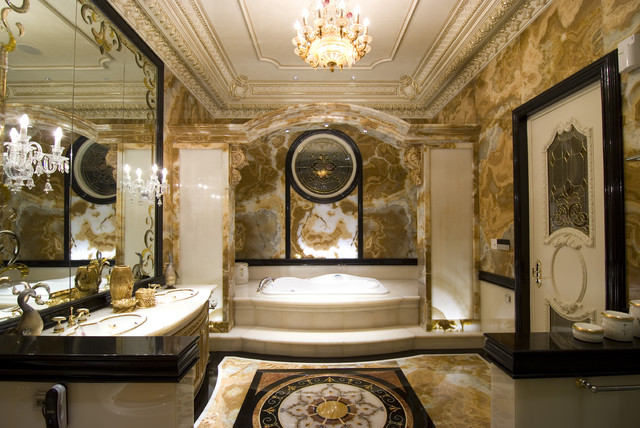 Worlds most opulent bathrooms