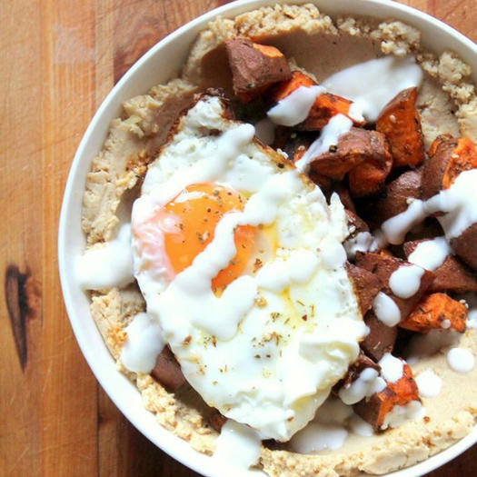 Stunning yummy breakfast bowls