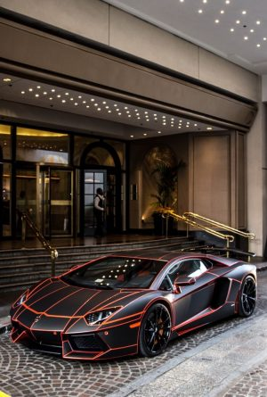 How to protect your Lamborghini from getting stolen