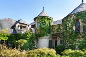 An actual Disney land Mansion for inspiration