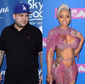 Rob Kardashian's issues with Blac Chyna escalating beyond belief