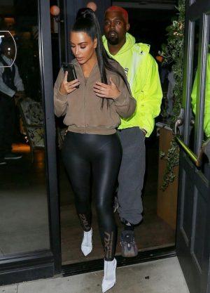 Kim Kardashian says Kanye smells of Ka Ching