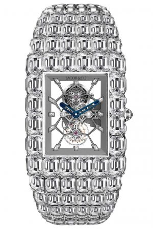 The extreme opulence of a Jacob and Co watch