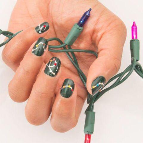 The Perfect Christmas Nail Ideas Slaylebrity