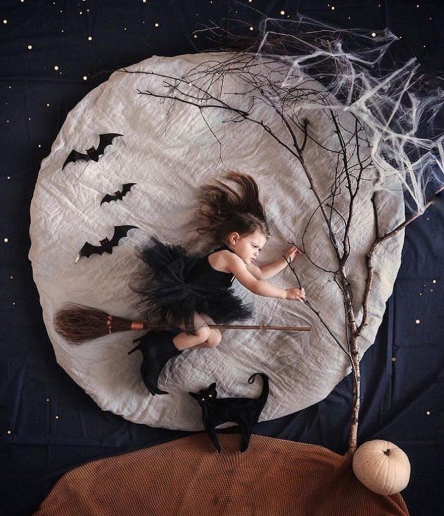 How to slay your bambini for Halloween