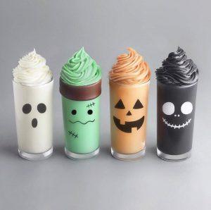 Yummy Halloween nice cream