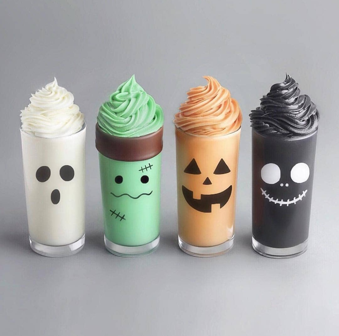 Yummy Halloween nice cream