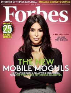 Why Kim Kardashian could easily become the Worlds richest self made woman