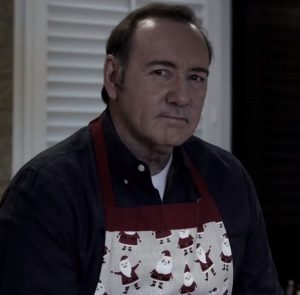 Kevin Spacey takes things to a whole new level with Let's be Frank!