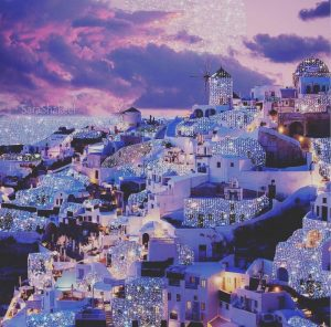 Santorini for New Year
