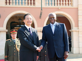 How China provided the dragons gift to Angola