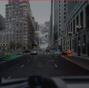 The sat nav of the future has arrived