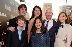 The story behind the unravelling of Jeff Bezos Family
