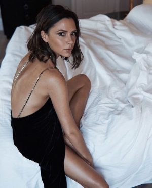 Victoria Beckham's vampire skin care routine