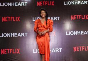 Genevieve Nnaji is $3.5 million richer after the sale of her  movie lion heart to Netflix